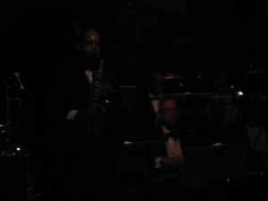 Swing band at Minton's